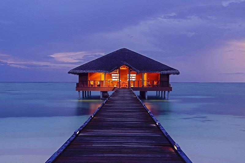 Medhufushi spa view