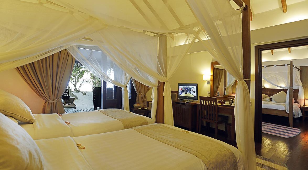 Semi-detached Beach Villa